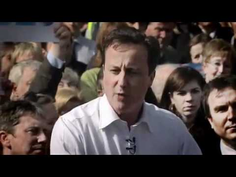 David Cameron  The Big Society