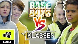 Hvem er bedst - Baseboys eller Klassen? | Ultra