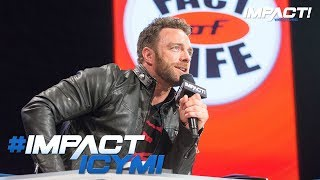 Eli Drake Lists His Top 5 Dummies (YEAH): The Fact of Life | IMPACT! Highlights June 7, 2018