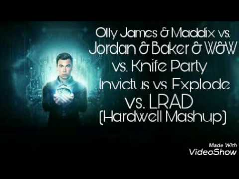 Invictus vs. Explode vs. LRAD (Hardwell Mashup)