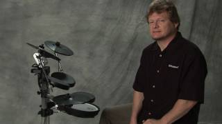 V-Drums Lesson 24: Mike Snyder - Quick Tip: Ghost Notes