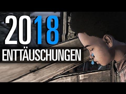 Spiele Enttäuschungen 2018