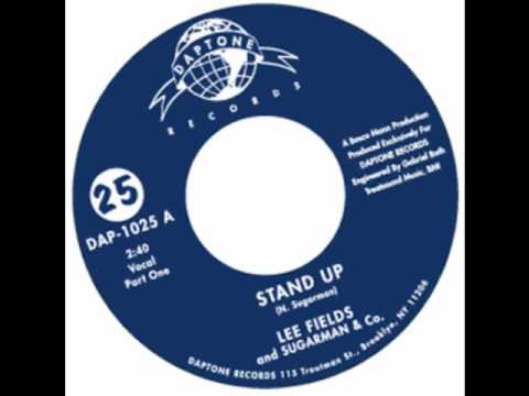 "Lee Fields and The Sugarman 3 ""Stand Up"""
