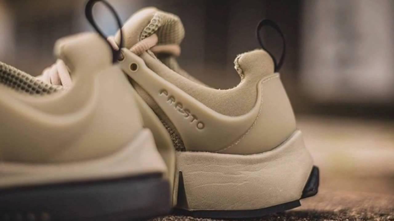Nike Air Presto Se Woven On Feet