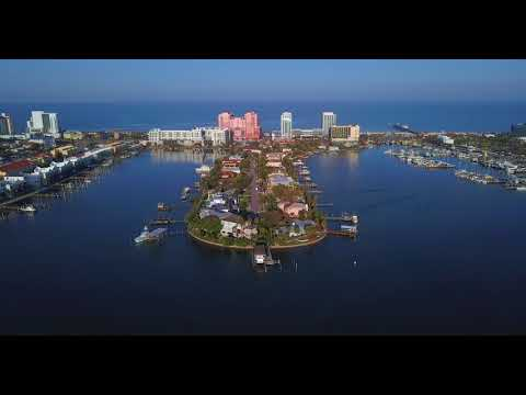Clearwater Florida Vacation 2017 in 4k DJI Mavic Pro
