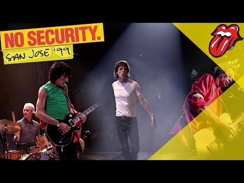 The Rolling Stones - Honky Tonk Women (No Security, San Jose