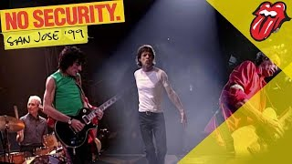 The Rolling Stones - Honky Tonk Women (No Security, San Jose '99)