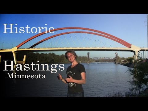 Historic Hastings, MN - Tour with GlobalHarbinger