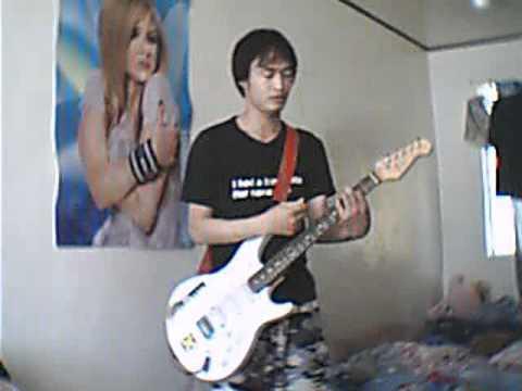 Louie Cruz - Foo Fighters - X-Static guitar cover