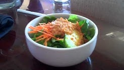 Lunch at Tempted Thai and Sushi Boca Raton