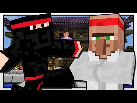 Minecraft   NINJA ACADEMY   Custom Mod Adventure