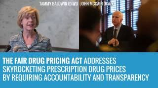 FAIR Drug Pricing Act: Transparency for Prescription Drug Price Increases