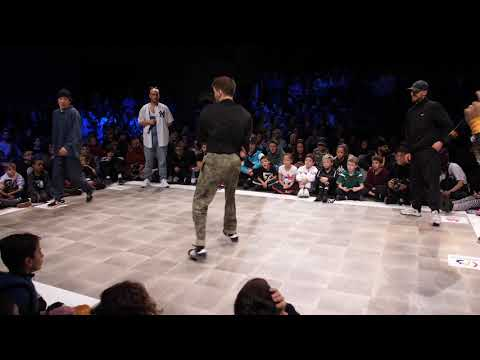 WING & SKIM VS REDO & MAZGUL .// LCB 2019 WORLD FINALS
