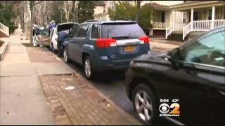Rash Of Tire Slashings Plagues Woodhaven, Queens
