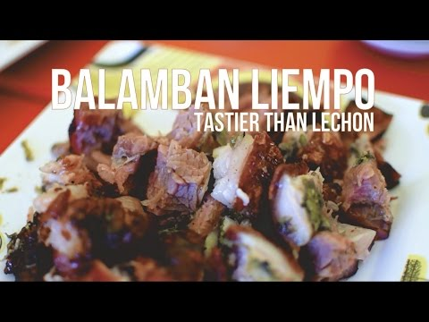 Balamban Liempo - Tastier Than Lechon