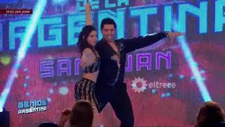 Dario y Bianca Genios de la Argentina