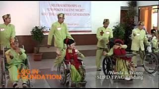 Log In Foundation 12   Wanda Winny   SLBD YPAC Bandung