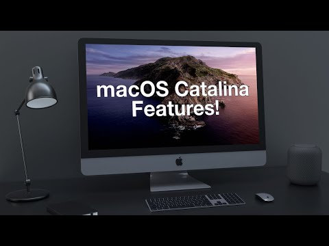 The Best New Tricks in macOS Catalina!