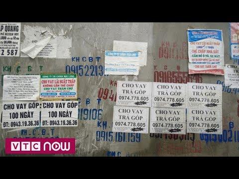 Hà Tĩnh: Nóng Tình Trạng Cho Vay