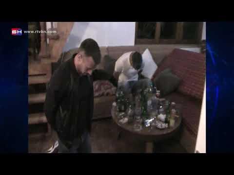 Hapšenje Kriminalne Grupe U Bijeljini (BN TV 2020) HD