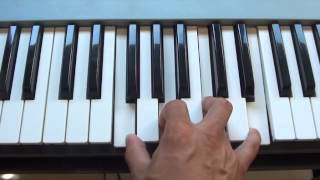 Capital Cities - Safe and Sound - Piano Tutorial