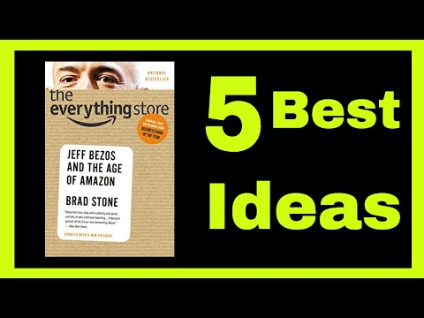 Jeff Bezos Biography Summary - The Everything Store