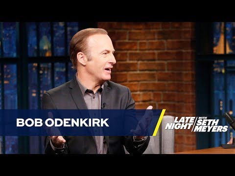 Bob Odenkirk Ate a Lot of Doritos for Better Call Saul