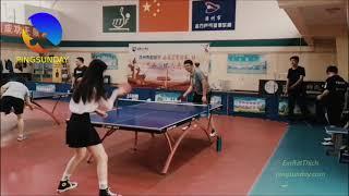Как играть в настольный теннис если хочешь подружиться с девушкой