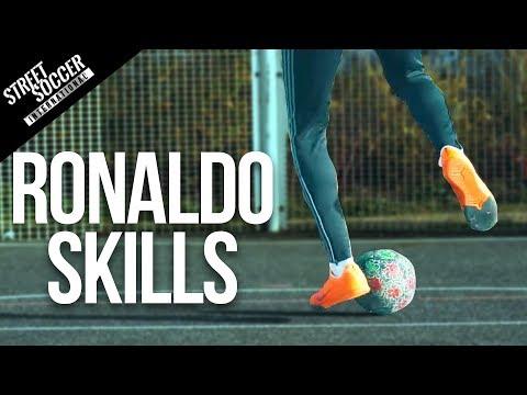 Learn RONALDO Skills | Ronaldo R9