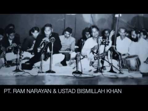 pt. ram narayan & ustad bismillah khan - jugalbandi