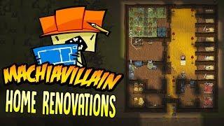 MachiaVillain - Thunder Strikes, Home Renovations and Victim Decor! - MachiaVillain Gameplay