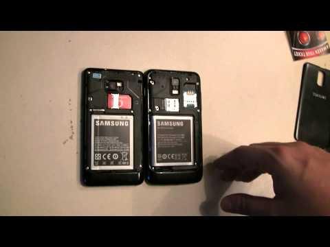Samsung Galaxy S2 LTE vs Samsung Galaxy S2