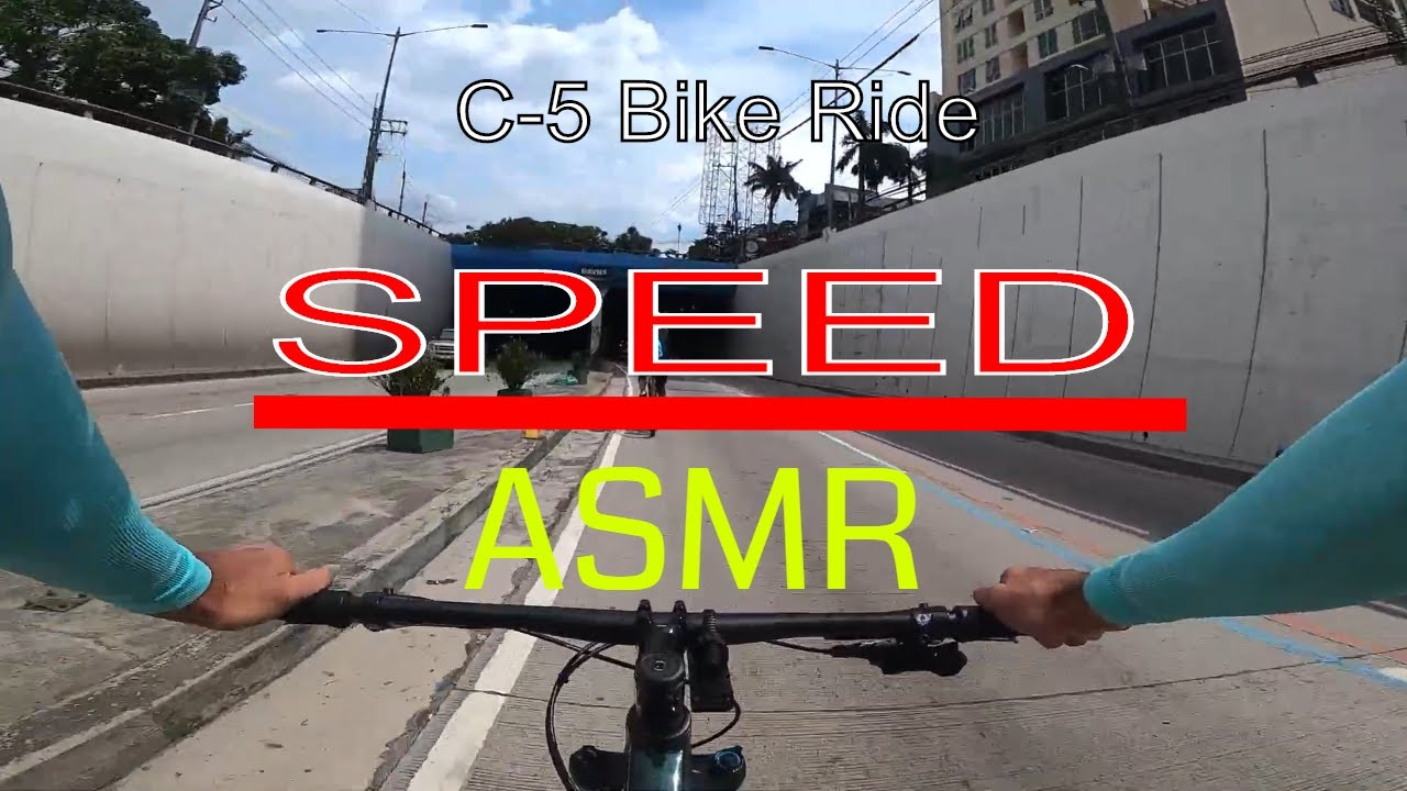 Speed and ASMR