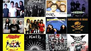 Lagu lagu rock hits Indonesia tahun 2000an   Kompilasi Lagu Rock Indonesia!