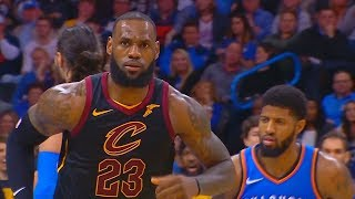 LeBron James EXPOSES RUSSELL WESTBROOK, PAUL GEORGE, CARMELO ANTHONY & THUNDER WITH NEW CAVS TEAM!