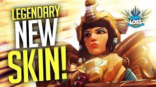 Overwatch - NEW LEGENDARY SKIN! ASP PHARAH!
