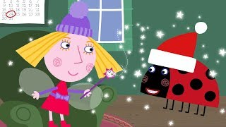 Ben and Holly's Little Kingdom🎄Celebrating Christmas with Gaston🎄 Cartoons for Kids