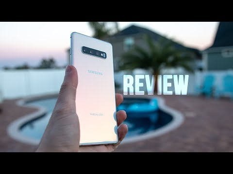 IPhone User Spends 17 Days On Android   Galaxy S10 Plus Review