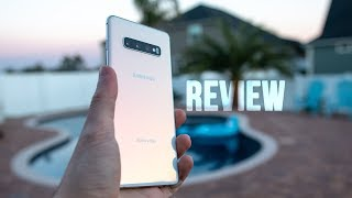iPhone User Spends 17 Days on Android | Galaxy S10 Plus Review