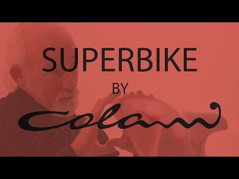 Luigi Colani – Superbike | Ross Lovegrove Interpretation