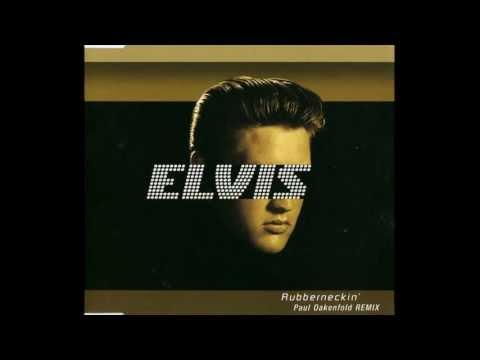 Elvis Presley - Rubberneckin (Paul Oakenfold Remix 12' Extended)