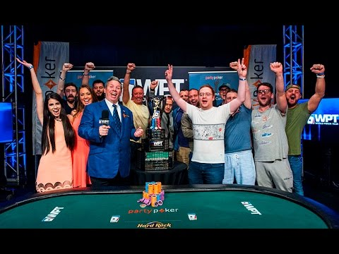 Live Stream - Final Table of Season XV partypoker WPT Caribbean
