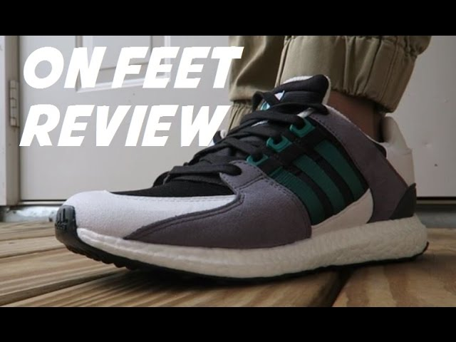 adidas Originals EQT Support 9316 Boost Shoe Review + On Foot Look & Sizing With Dj Delz