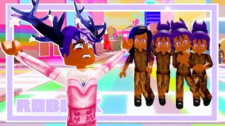 Bloxburg Family: I Hired A Gold Digger Detective To Find My Missing Daughters (Roblox Story)