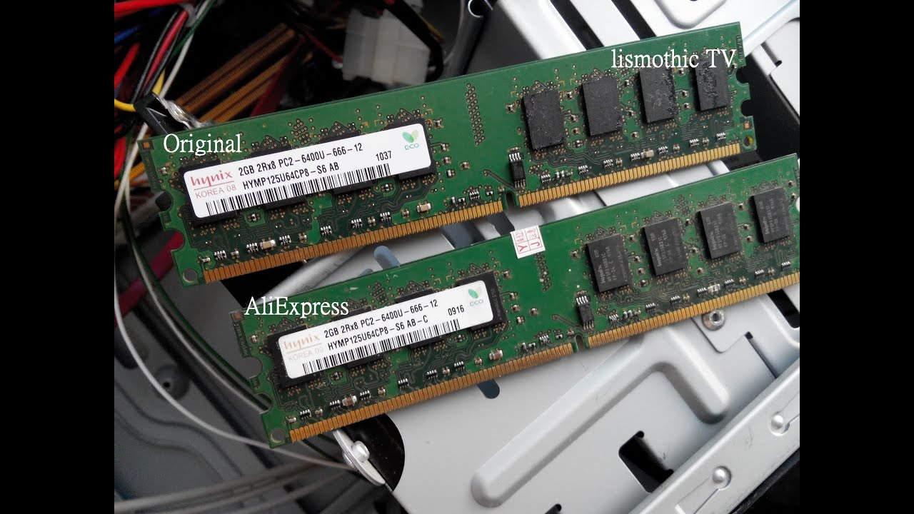 Kingston 16GB RAM DDR3 | 800MHZ vs 1600MHZ | COMPARISON - YouTube