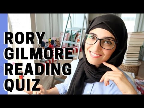 Rory Gilmore Reading Challenge | HOW MANY HAVE I READ? | Bookish Quiz