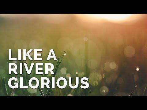 Like a River Glorious (piano duet) - James Koerts