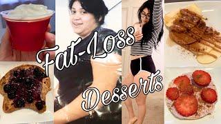 Easy Desserts For Fat-loss 🍪