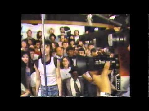 Al Gomes Archive : Bandwagon Chorus PM Magazine Segment