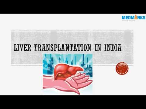Liver Transplantation in India | MedMonks